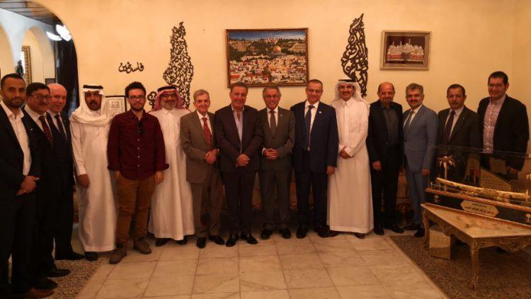 """انتخاب """"جوائر فلسطين الثقافية"""" في مؤسسة فلسطين الدولية عضوا دائما في المكتب التنفيدي لمنتدى الجوائز العربية"""